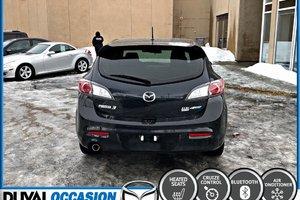 Mazda Mazda3 GS + CLIMATISATION + SIEGES CHAUFFANTS + BLUETOOTH 2013