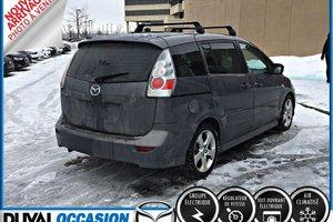 Mazda Mazda5 GT + TOIT OUVRANT +*** SEULEMENT 108 000 KM *** 2007