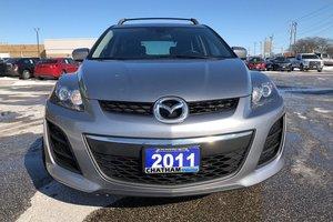 2011 Mazda CX-7 GX 2.5L FWD