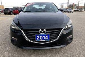 2014  Mazda3 GS-SKY at