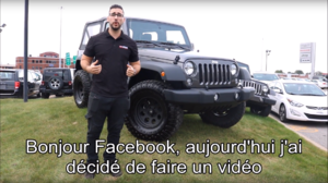 Jeep Wrangler Mouse