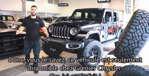 DAY ONE EDITION Wrangler JL 2018
