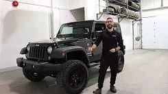 Jeep Wrangler ''BLACK OPS''