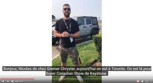 Canadian Keystone Super Show