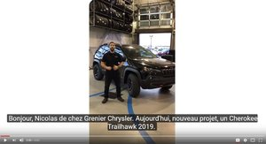 OFF-ROAD: Jeep Cherokee Trailhawk 2019