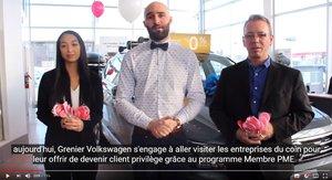 Grenier Volkswagen : SME member