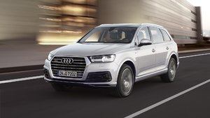 Audi Q7: A luxury SUV driving experience