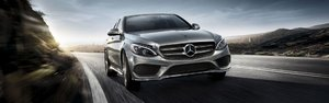 2018 Mercedes-Benz C-Class: The legend continues.