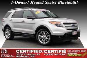 2012 Ford Explorer XLT - FWD New Brakes! 7 Passengers! Panoramic Moonroof! Heated Seats! Backup Camera!