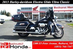2013 Harley-Davidson Electra Glide Ultra Cruise Control! Audio Sound System!