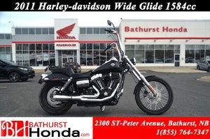 2011 Harley-Davidson Wide Glide