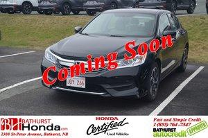 2017 Honda Accord Sedan LX Heated Seats! Backup Camera! Bluetooth! LED Lights!