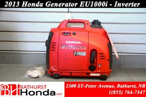 2013 Honda EU1000I Inverter
