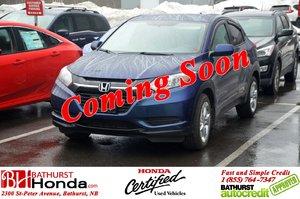 2016 Honda HR-V LX - AWD AWD! Heated Seats! Backup Camera! Bluetooth!