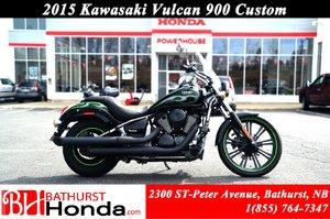 2015 Kawasaki Vulcan 900 Low Km's! Mint Condition!!