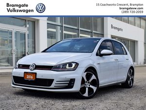 2016 Volkswagen Golf GTI 5-Dr 2.0T Performance 6sp