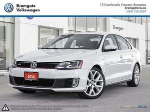 2014 Volkswagen Jetta GLI Edition 30 2.0T 6sp DSG w/ Tip