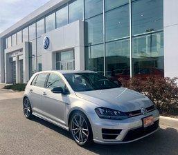 2016 Volkswagen Golf R ONE OWNER   MANUAL   4MOTION   DYNAMIC