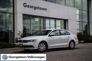 2015 Volkswagen Jetta TRENDLINE+   2.0L   NO ACCIDENTS   ONE OWNER   CPO