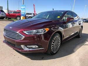 2017 Ford Fusion SE AWD AWD SE LUXURY PACK