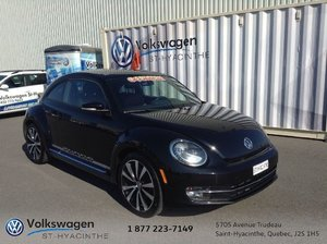 Volkswagen Beetle Coupe SUPER BEETLE+TOIT+CUIR+TURBO 2013 FINANCEMENT A PARTIR DE 0.9%
