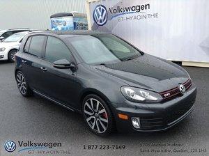 Volkswagen Golf GTI CUIR+TOIT+NAVIGATION+ENS TECH+ROUES 18PO 2012 GARANTIE DISPONIBLE