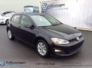 Volkswagen Golf **TDI**COMFORTLINE+CAMERA RECUL+CUIR 2015 FINANCEMENT A PARTIR DE 0,9%