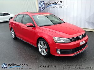2015 Volkswagen Jetta Sedan GLI+ENSEMBLE SPORT+moteur 2.0lL TURBO
