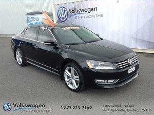 2015 Volkswagen Passat **TDI**HIGHLINE**CUIR+TOIT+NAVIGATION+BLUETOOTH