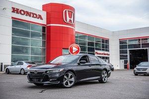 2019 Honda ACCORD SDN TOURING 2.0T GARANTIE 10ANS/200,000 KILOMETRES*