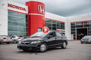 2010 Honda CIVIC DX G GARANTIE 10ANS/200,000 KILOMETRES*