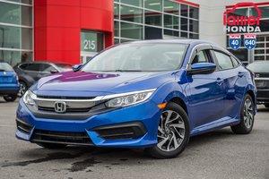 2016 Honda CIVIC SDN EX EX/GARANTIE 10ANS 200,000 KILOMETRES*