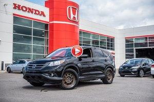 2014 Honda CR-V EX 2WD GARANTIE 10ANS/200,000 KILOMETRES* P4786   NOIR