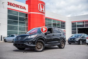 2014 Honda CR-V EX 2WD GARANTIE 10ANS/200,000 KILOMETRES*