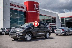2016 Honda CR-V EX 4WD EX/GARANTIE 10ANS/200,000 KILOMETRES * P4726 MOKA
