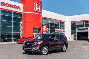 2015 Honda CR-V EX AWD GARANTIE 10ANS/200,000 KILOMETRES*