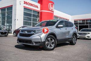 2017 Honda CR-V LX 2WD GARANTIE LALLIER 10 ANS OU 200,000KM MOTOPROPULSEU P4849  ARGENT