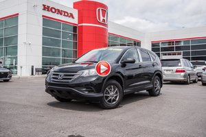 2013 Honda CR-V LX AWD GARANTIE 10ANS/200,000 KILOMETRES*
