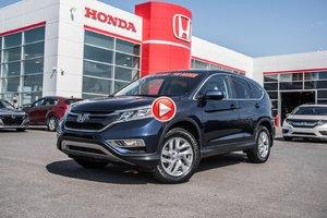 2016 Honda CR-V SE AWD GARANTIE 10ANS/200,000 KILOMETRES*