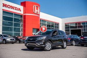 2015 Honda CR-V EX 4WD GARANTIE 10ANS/200,000 KILOMETRES* S2652  BRUN