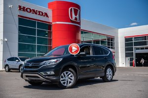 2015 Honda CR-V EX-L AWD GARANTIE 10ANS/200,000 KILOMETRES*