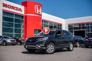 2015 Honda CR-V EX 4WD GARANTIE 10ANS/200,000 KILOMETRES* P4776   CAFÉ KONA