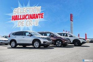 2015 Honda CR-V EX 4WD GARANTIE LALLIER DE 10 ANS OU 200,000KM MOTOPROPUL P4835   GRIS