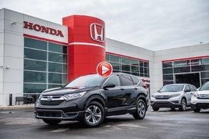 2017 Honda CR-V LX 2WD GARANTIE 10ANS/200,000 KILOMETRES*