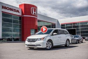 2016 Honda ODYSSEY EX GARANTIE 10ANS/200,000 KILOMETRES* P4754   BLANC