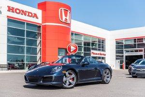 2017 Porsche 911 CARRERA 4S /AWD