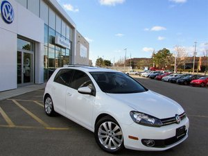 2013 Volkswagen Golf 5-Dr Wolfsburg Edition 2.5L 5sp