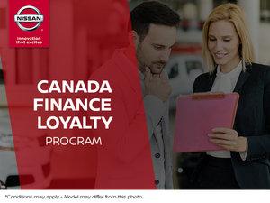 Canada Finance Loyalty Program