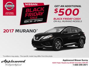 Black Friday Sale - Murano