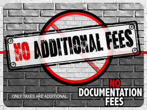No Additional Fees
